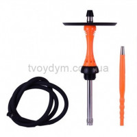 Шахта Alpha Hookah Model X Orange Fluor
