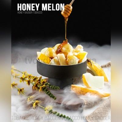 Табак Акциз Honey Badger Mild Медовая Дыня