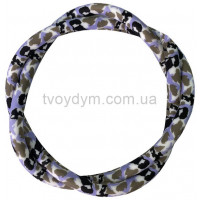 Шланг Hype Soft Touch Military White-Violet