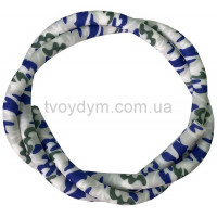 Шланг Hype Soft Touch Military White-Blue