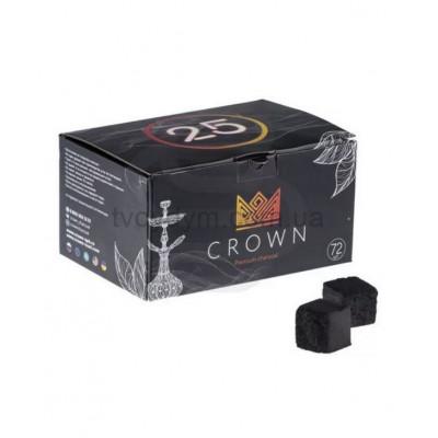 Кокосовый уголь Crown 1 кг